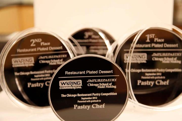 Chicago pastry competion