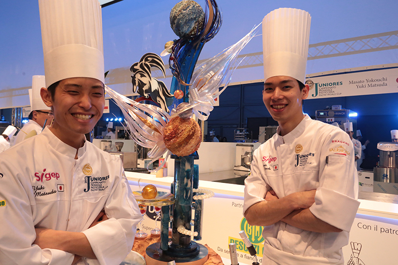 sigep2017 pastry event JWPC 1 class Giappone IMG 9464